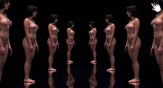 史嘉蕾/史嘉莉喬韓森電影中的大膽演出HOT naked scarlett johansson nude