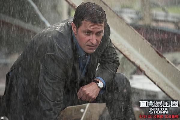 電影直闖暴風圈演員介紹│颶風中心/不惧风暴演员介绍Into the Storm Cast理查德阿米塔格(吉) Richard Armitage