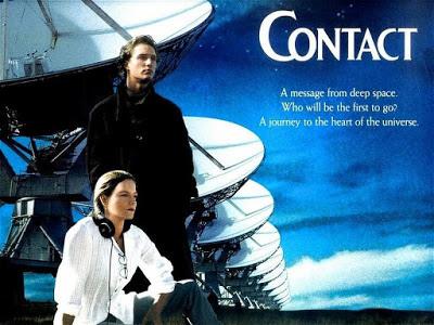 同為馬修麥康納主演的《接觸未來/超时空接触Contact》