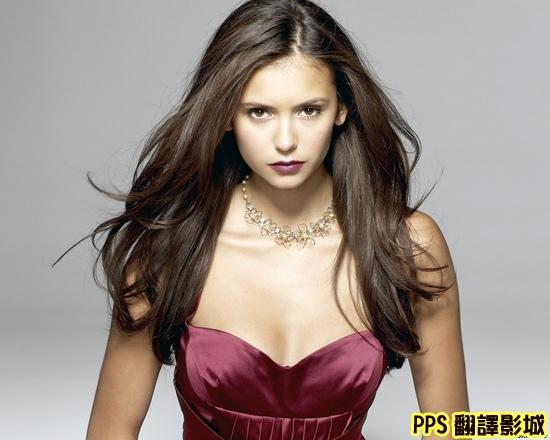 吸血鬼日記中的艾蓮娜-妮娜·杜波夫Nina Dobrev The Vampire Diaries