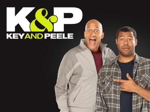 黑人二人組kee & peele-基根麥可奇 Keegan-Michael Key