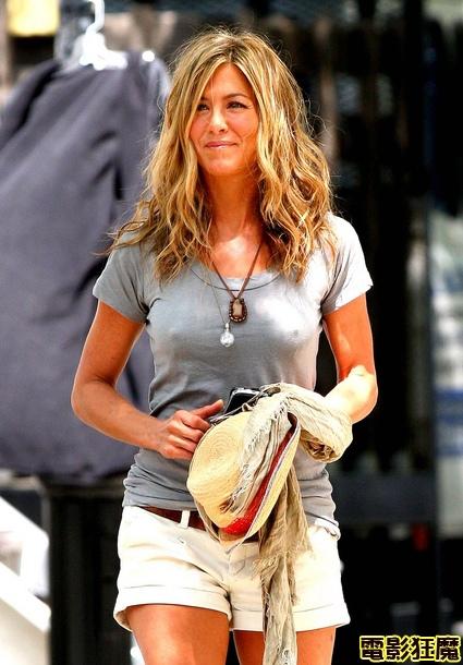 風情萬種的珍妮佛安妮斯頓Hot Jennifer Aniston