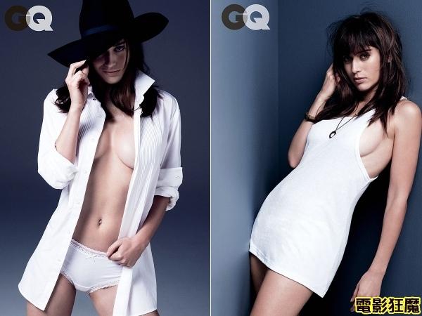麗茲凱普蘭不只正身材也相當好lizzy caplan nude