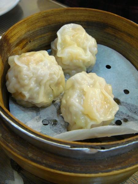 蘆筍鮮蝦餃