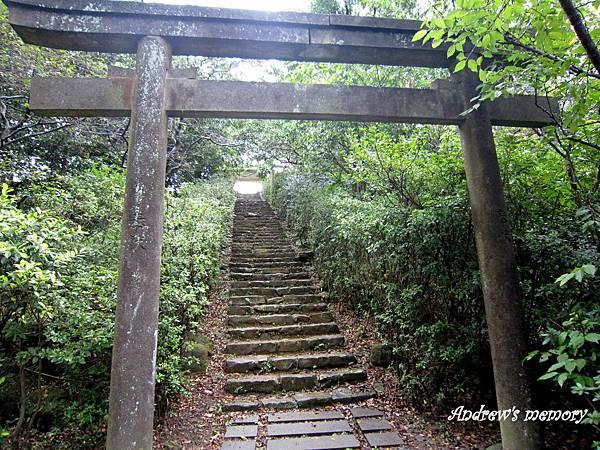 猴硐神社-當你爬了階梯發現甚麼都沒有之後