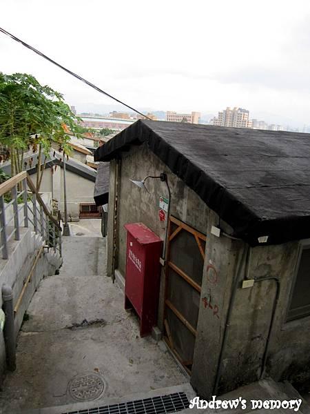 寶藏巖眷村街景
