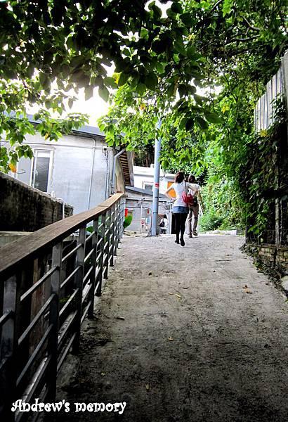 寶藏巖街景