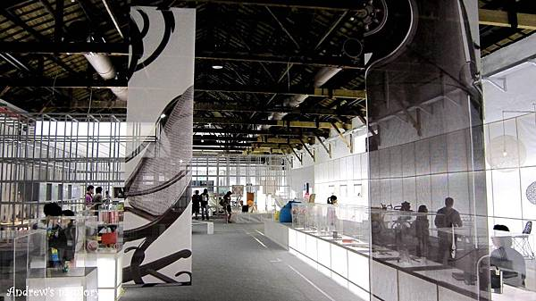國際工業設計展 展場