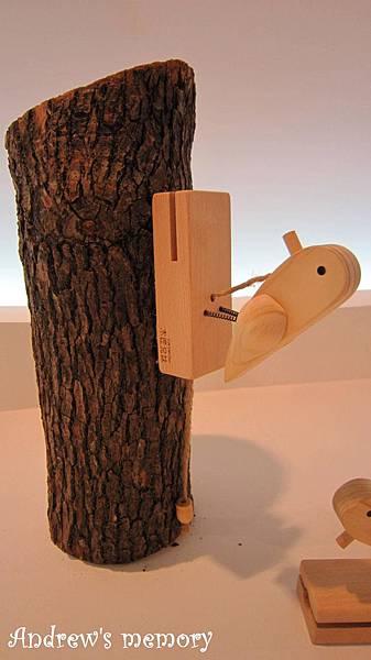 會叫的啄木鳥