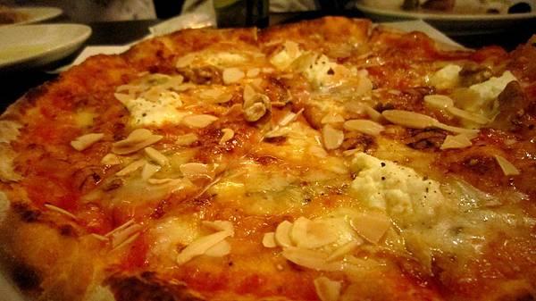 綜合起士披薩
