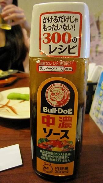 沾甚麼都好吃的神奇狗頭醬