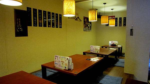 日式居酒屋室內
