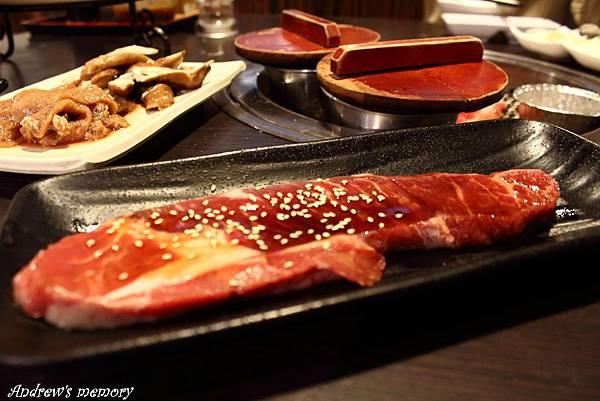 韓式厚切沙朗牛排