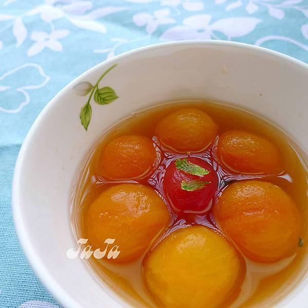 開胃解饞好良伴-梅釀番茄