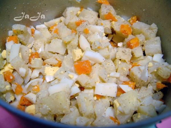 馬鈴薯沙拉2