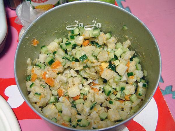 馬鈴薯沙拉3