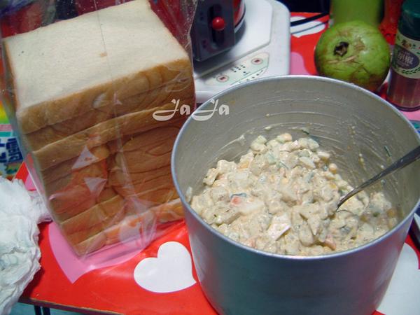 馬鈴薯沙拉5