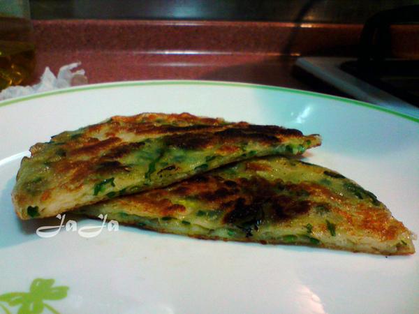 古早味蔥油餅 5