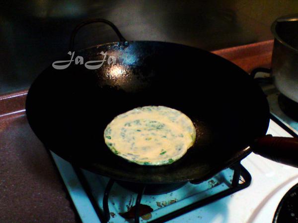 古早味蔥油餅 3