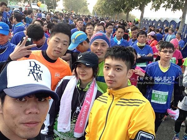 9-1 (1)跑10K的真是男美女率