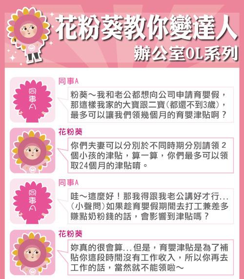 [閒聊] 花粉葵教你領育嬰津貼1110-1.jpg