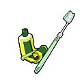 牙刷&牙膏