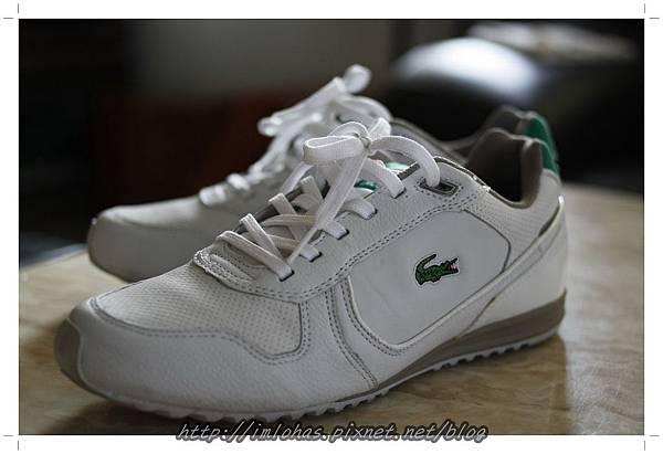 Lacoste鞋、Asics鞋、SANLK鞋01.JPG