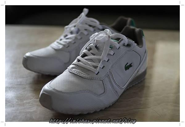 Lacoste鞋、Asics鞋、SANLK鞋02.JPG