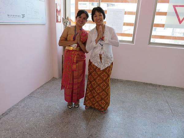 泰國與印尼通譯人員