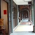 三峽老街迴廊