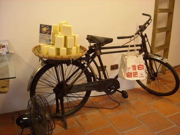 古早的單車
