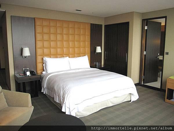 台中亞緻Hotel One-豪華客房-4