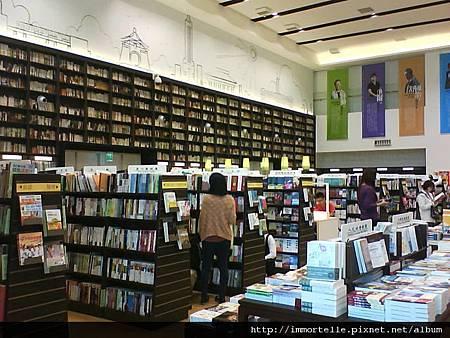 板橋大遠百-金石堂書店3