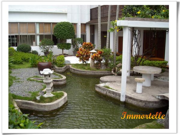 清泉.日式庭園