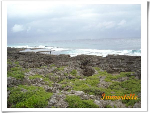 鵝鑾鼻公園的海岸