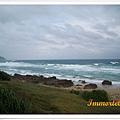 風吹沙一帶的東海岸