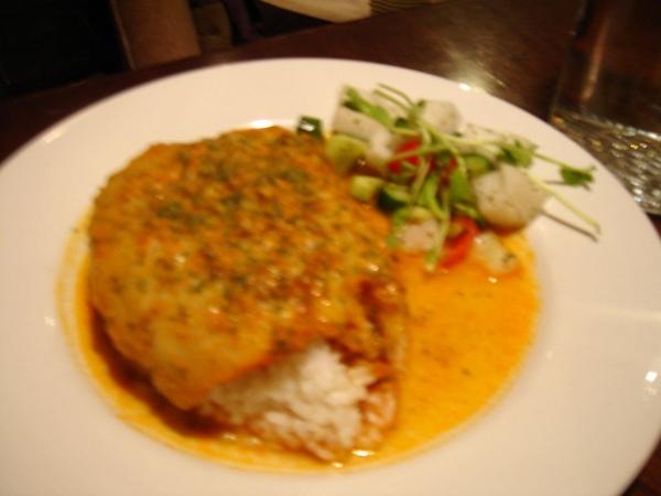 泰式魚排飯