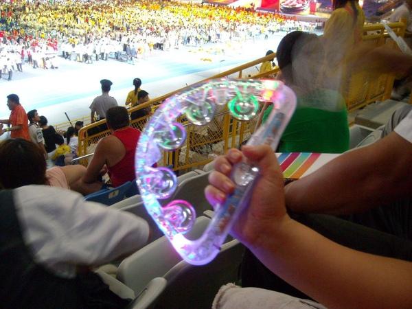 LED閃燈的鈴鼓