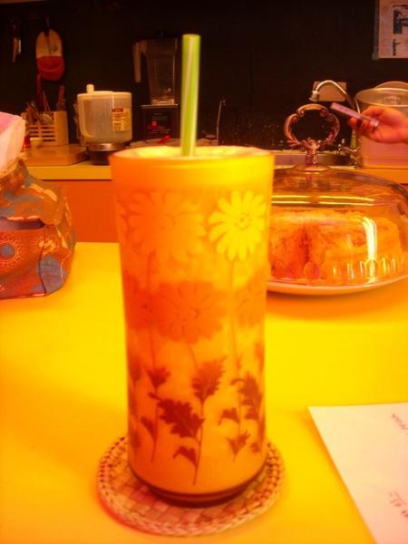 Fluegel-鳳梨薄荷冰沙