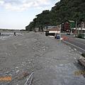 知本溪-88水災時沖破的堤防