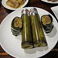 秘境晚餐-竹筒飯與阿拜