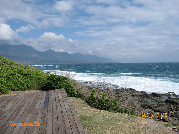 伽路藍-壯闊海景