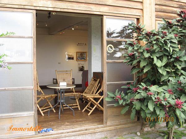 月光小棧-咖啡座