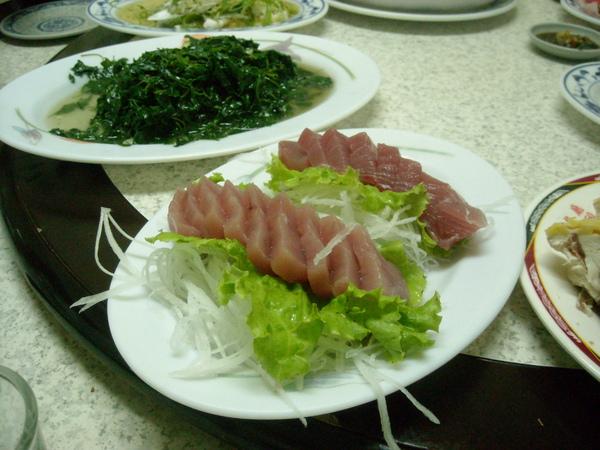特選-生魚片