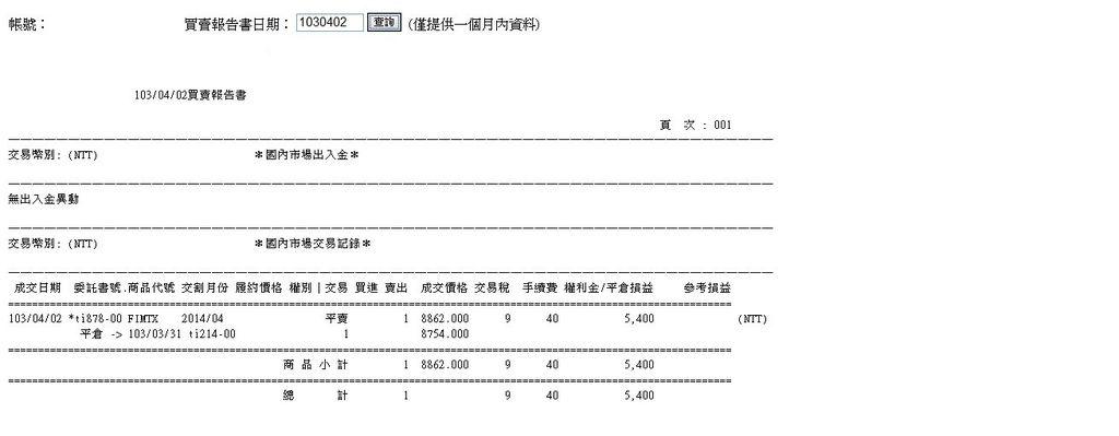 2014.4.2期貨買賣報告書