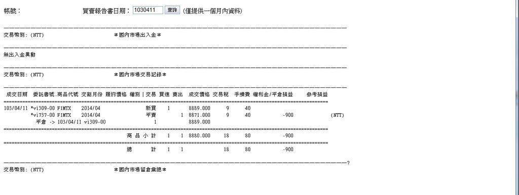 2014.4.11買賣報告書