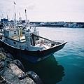 富基漁港。