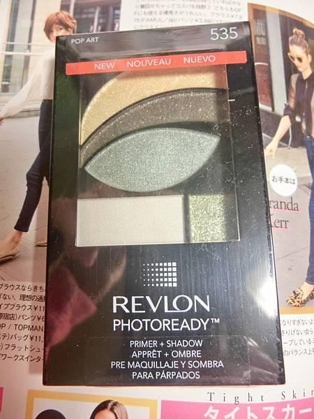 露華濃 Revlon 超上鏡3D訂製眼彩盤 535璀綠寶石 全新 $200