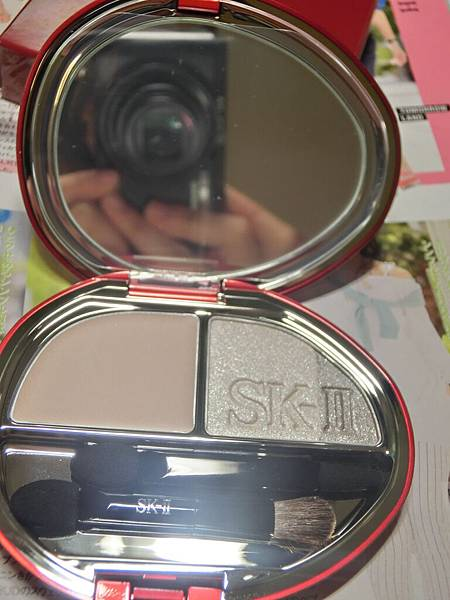 SK-Ⅱ 上質光.晶漾持色保養眼彩 #91 4g 全新  $1800