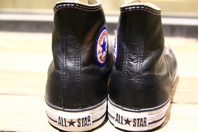 St Walker私著分享Converse 荔枝皮紋高筒球鞋實穿比較分享 Street